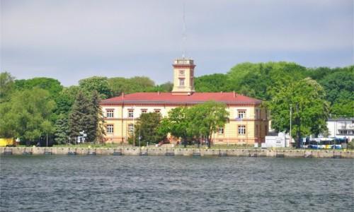 POLSKA / zachodniopomorskie / Świnoujście / Kapitanat Portu
