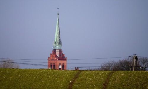 Zdjecie POLSKA / Opole / opolskie / Widok zza wzgórza