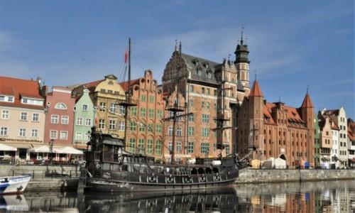 Zdjecie POLSKA / Pomorze / Gdańsk / Gdańsk, nabrzeże