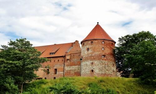 Zdjecie POLSKA / województwo pomorskie / Bytów / Zamek krzyżacki z XV wieku
