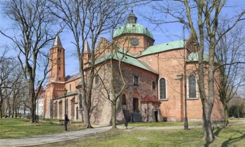 POLSKA / mazowieckie / Płock / Bazylika katedralna w Płocku