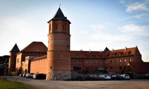 Zdjecie POLSKA / Podlasie / Tykocin / Zamek w Tykocinie