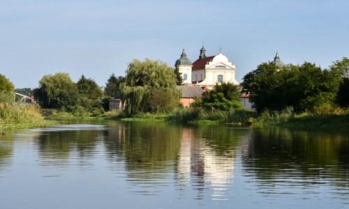 Zdjecie POLSKA / Podlasie / Tykocin / Na Narwi w Tykocinie