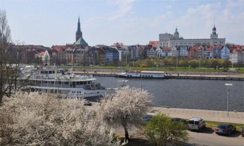 Zdjecie POLSKA / zachodniopomorskie / Szczecin / Panorama Szczecina