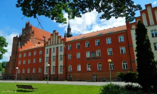 Zdjecie POLSKA / woj.pomorskie. / pow.Tczew. / Pelplin - Collegium Marianum - Liceum Katolickie.
