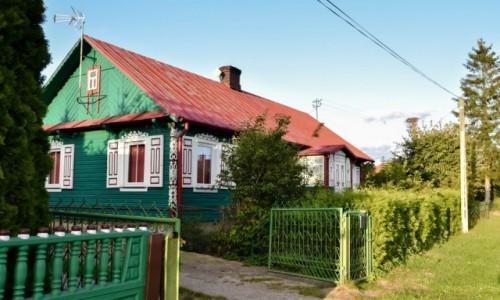 POLSKA / Podlasie / Podlasie / W krainie otwartych okiennic