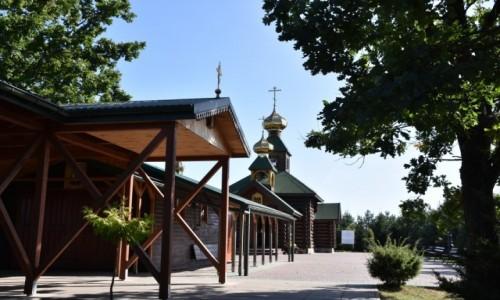 Zdjęcie POLSKA / Podlasie / Odrynki / Cerkiew Opieki Matki Bożej w Odrynkach