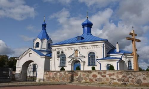 Zdjęcie POLSKA / Podlasie / Podlasie / Cerkiew w Dubinach