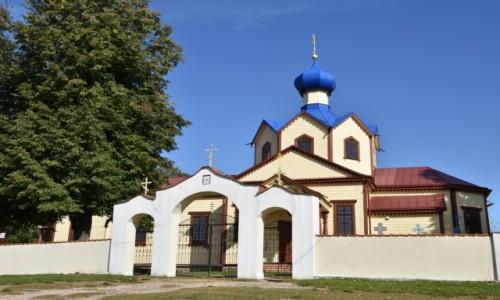Zdjęcie POLSKA / Podlasie / Łosinka / Cerkiew w Łosince
