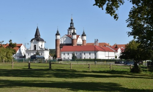 Zdjęcie POLSKA / Podlasie / Supraśl / Monaster w Supraślu