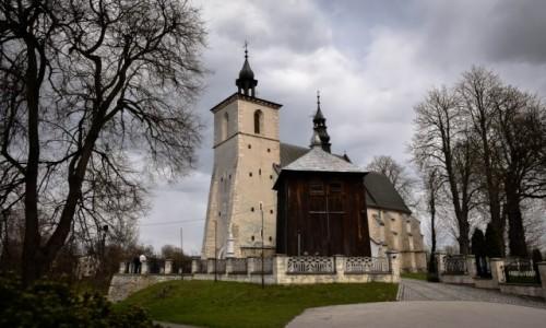 Zdjęcie POLSKA / Ponidzie / Ponidzie / Kościół w Czarnocinie