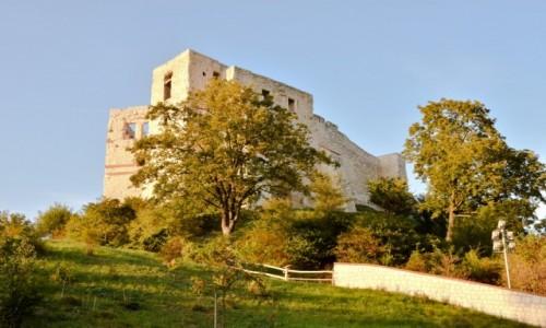Zdjecie POLSKA / Małopolska / Kazimierz Dolny / Zamek w Kazimierzu Dolnym