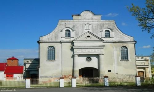 POLSKA / woj.podlaskie. / pow.bielski. / Orla - Synagoga