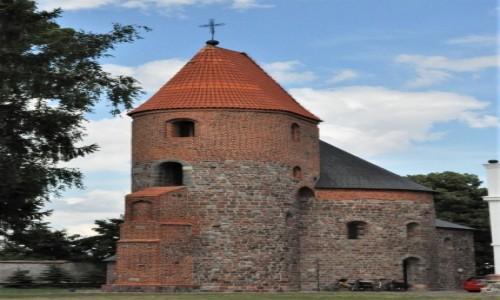 Zdjecie POLSKA / Kujawsko Pomorskie / Strzelno / Strzelno, Rotunda św. Prokopa