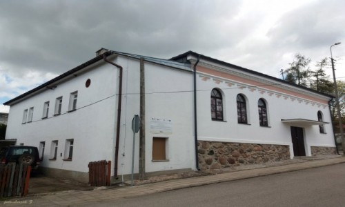 Zdjęcie POLSKA / woj.podlaskie. / pow.sokólski. / Krynki - Synagoga Kaukaska.