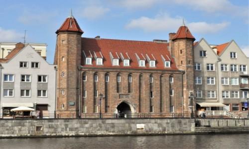 POLSKA / Pomorze / Gdańsk / Gdańsk, Brama Mariacka