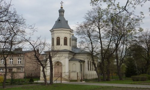 Zdjęcie POLSKA / Wielkopolska / Kalisz / Kalisz , cerkiew prawosławna .