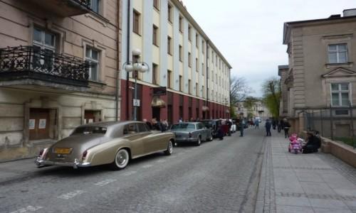 Zdjęcie POLSKA / Wielkopolska / Kalisz / Kalisz , ulica  Niecała .
