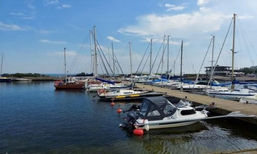 POLSKA / pomorskie / Puck / Port jachtowy