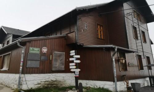 Zdjecie POLSKA / - / Sudety / Schronisko Pod Śnieżnikiem