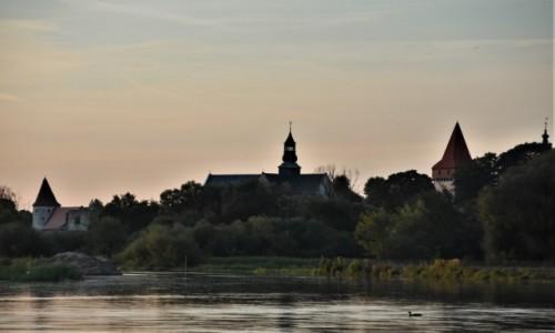 Zdjęcie POLSKA / Łódzkie / Sulejów / Sulejów, dawne opactwo pocysterskie