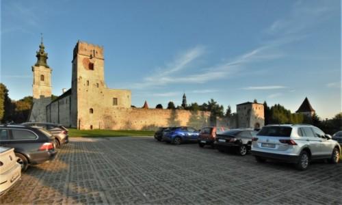 Zdjęcie POLSKA / Łódzkie / Sulejów / Sulejów, opactwo cystersów