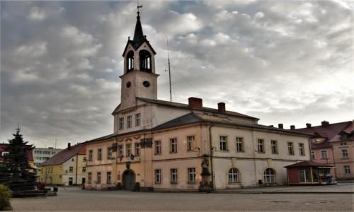 Zdjęcie POLSKA / Dolny Śląsk / Lubawka / Lubawka, ratusz