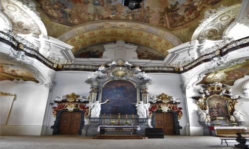 Zdjęcie POLSKA / Dolny Śląsk / Krzeszów / Krzeszów, klasztor pocysterski
