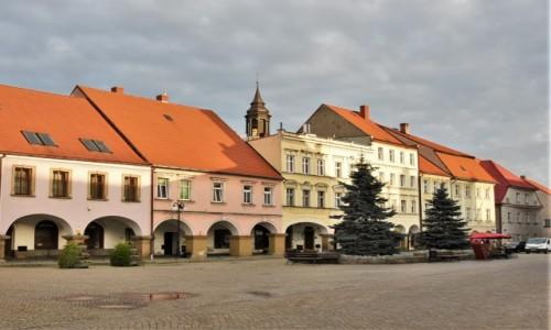 Zdjęcie POLSKA / Dolny Śląsk / Lubawka / Lubawka, rynek