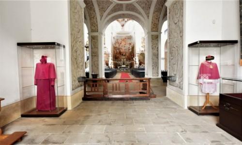 Zdjęcie POLSKA / Dolny Śląsk / Krzeszów / Krzeszów, klasztor pocysterski, kościół św. Józefa