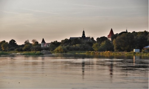 Zdjecie POLSKA / Łódzkie / Sulejów / Krzeszów, klasztor pocysterski