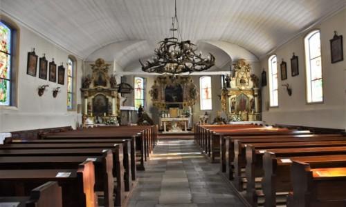 Zdjecie POLSKA / Kaszuby / Mechowo / Mechowo, kościół