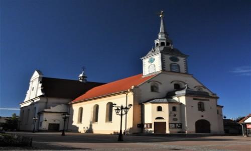 Zdjecie POLSKA / Kaszuby / Wejherowo / Wejherowo, Kościół pw. Świętej Trójcy