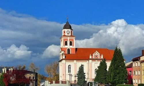 POLSKA / opolskie / Prószków / Kościół św.Jerzego