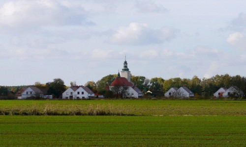Zdjecie POLSKA / opolskie / Kotórz Wielki / Barokowy kościół św. Michała Archanioła (1782-1784