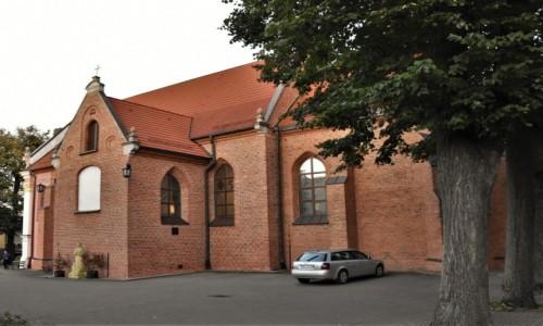 Zdjecie POLSKA / Kaszuby / Wejherowo / Wejherowo, kościół reformatów