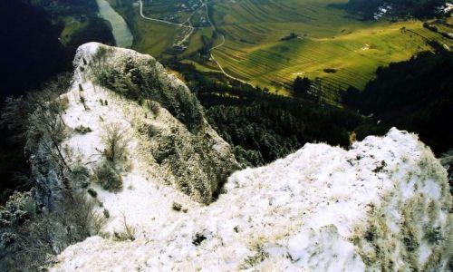 Zdjecie POLSKA / Pieniny / Trzy Korony / Czasem zima, czasem wiosna