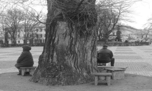 Zdjecie POLSKA / brak / Lublin / loneliness in a big city