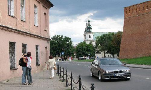 Zdjecie POLSKA / brak / Kraków / Kościół Bernardynów