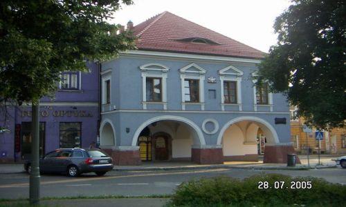Zdjęcie POLSKA / Kielce / tu dają dobre obiady / POLSKIE KRAJOBRAZY