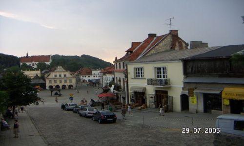 Zdjecie POLSKA / Kazimierz / Kazimierz / POLSKIE KRAJOBRAZY