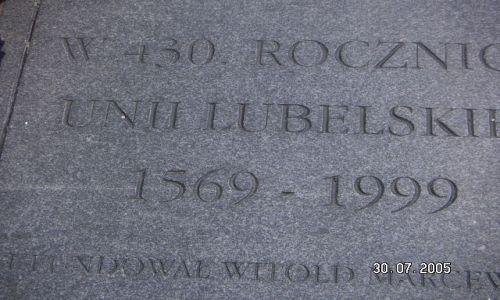 Zdjecie POLSKA / Lublin / na zamku / POLSKIE KRAJOBRAZY