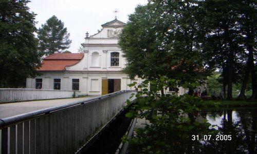 Zdjecie POLSKA / Zwierzyniec / Zwierzyniec / POLSKIE KRAJOBRAZY