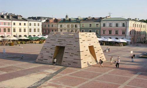 Zdjecie POLSKA / brak / Zamość / Piramida