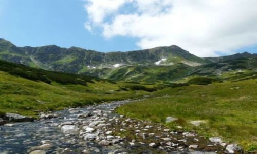 Zdjecie POLSKA / Tatry / Szlak na Szpiglasowy Wierch (2172 m n.p.m.) / Dolina Pięciu Stawów 1