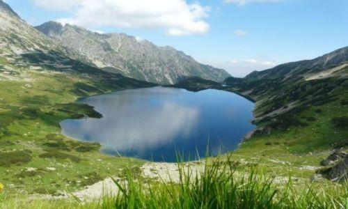 Zdjecie POLSKA / Tatry / Szlak na Szpiglasowy Wierch (2172 m n.p.m.) / Dolina Pięciu S