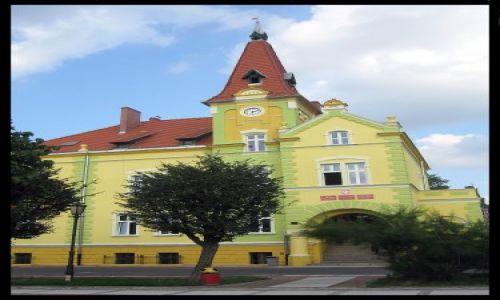 Zdjęcie POLSKA / DOLNY śLąSK / CHOCIANóW / ratusz