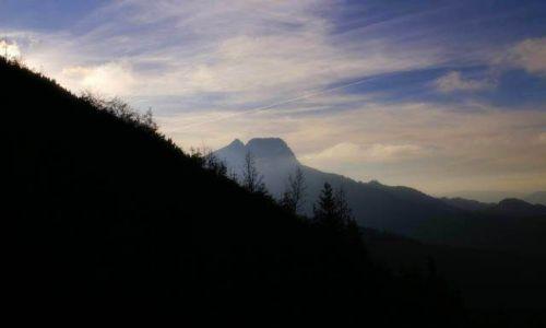 Zdjecie POLSKA / Tatry / Dolina Kościeliska / Giewont