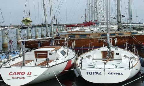 Zdjecie POLSKA / Pomorskie / Gdynia / Marina