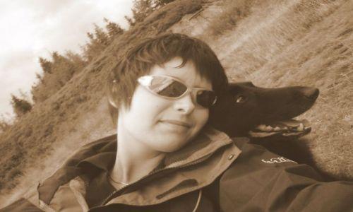 POLSKA / brak / Skrzyczne / Wycieczka z psami na Skrzyczne